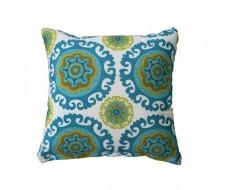 Ashley Διακοσμητικό μαξιλάρι με εμπριμέ μοτίβο
