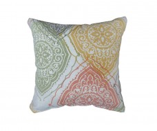 Amanda Διακοσμητικό μαξιλάρι με εμπριμέ μοτίβο