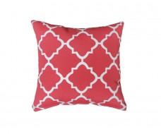 Dora Διακοσμητικό μαξιλάρι με εμπριμέ μοτίβο
