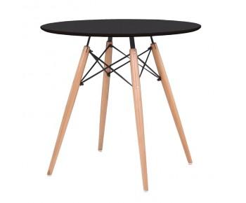 ART Wood Tραπέζι Μαύρο MDF
