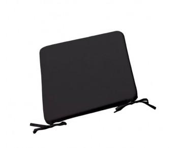 CHAIR Μαξιλάρι Καθίσματος Μαύρο