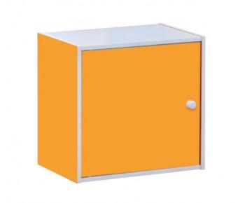 DECON Cube Ντουλάπι Απόχρωση Πορτοκαλί