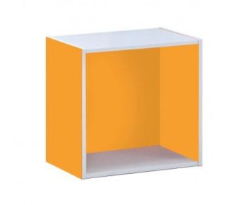 DECON Cube Kουτί Απόχρωση Πορτοκαλί