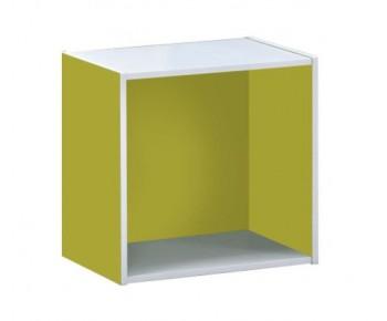 DECON Cube Kουτί Απόχρωση Lime