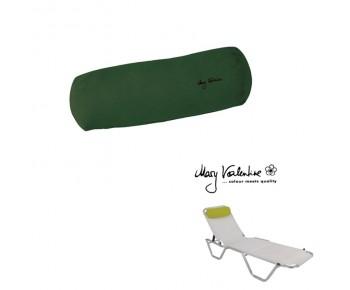 VALENTINE ROLL μαξιλαράκι Πράσινο με λάστιχο