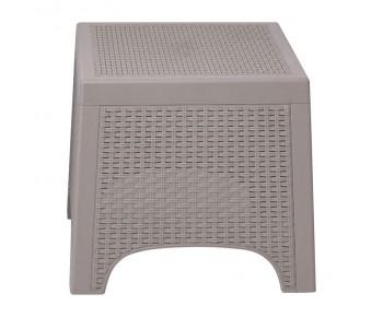 BOSTONIAN PP-UV Βοηθητικό Τραπεζάκι  K/D - Sand Grey