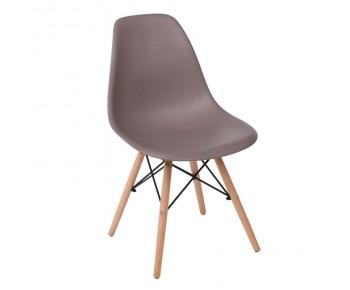 ART Wood Καρέκλα Ξύλο - PP Sand Beige