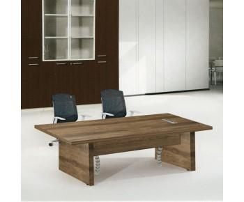 ALPINE Τραπέζι Συνεδρίου Απόχρωση Brown Oak